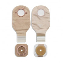 New Image Two-Piece Drainable Ostomy Kit