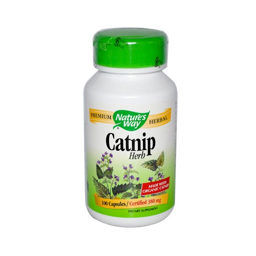 Nature's Way Organic Catnip Herb