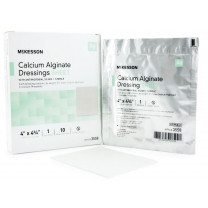 McKesson Calcium Alginate Wound Dressing with Silver