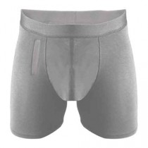 Confitex Men's Basic Brief with Fly, Moderate Absorbency