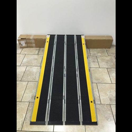 Tri Fold Wheelchair Ramp