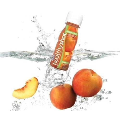 Healthy Shot High Protein Beverage Peach - 2.5 oz