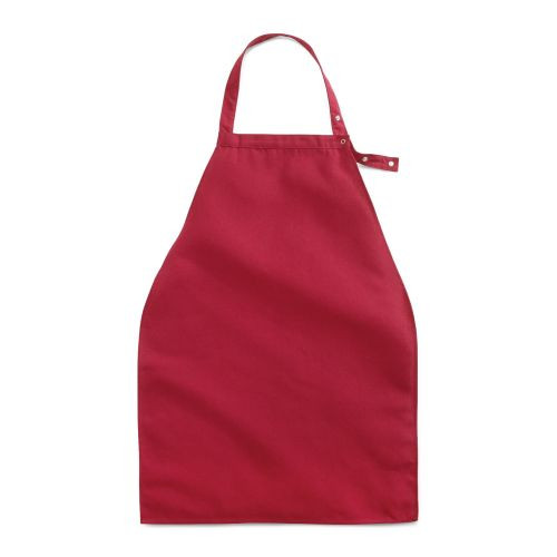 Apron Style Dignity Napkin with Snap Closure, Latex Free