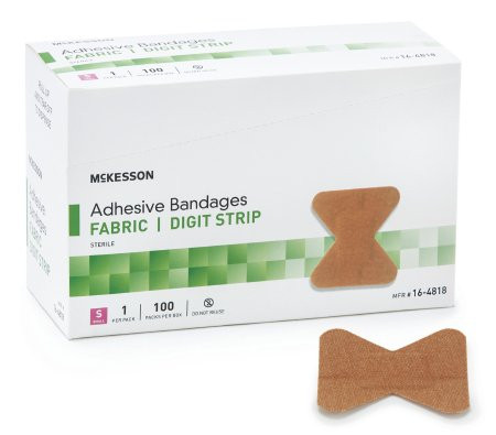 mckesson adhesive fabric knuckle bandages  a5a