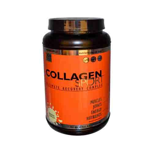 Collagen Sport Muscle Building Supplement
