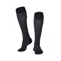 Men's Herringbone Compression Socks 15-20 MMHG