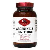 Arginine and Ornithine Amino Acids