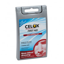 Celox Nosebleed Dressing