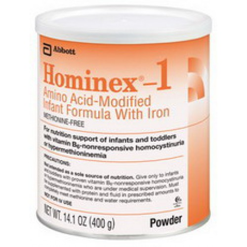Hominex Amino Acid Modified Infant Formula w/ Iron