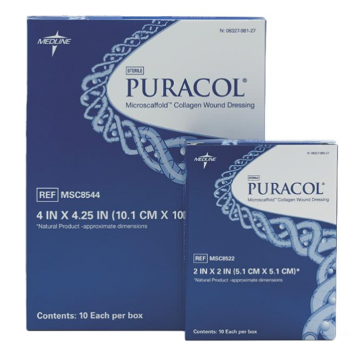 Puracol Wound Dressing