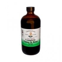 Dr Christophers Formulas Complete Tissue and Bone Syrup Dietary Supplement