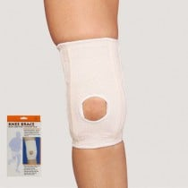 Knee Brace with Hor-Shu Support Pad