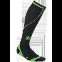 CEP Progressive Ski Race Socks Green