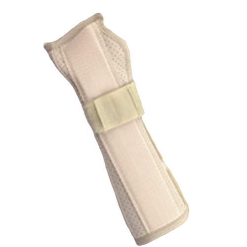 Perforated Suede Finish Wrist and Forearm Splint
