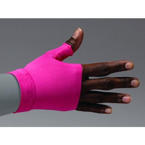 LympheDivas Fuchsia Compression Gauntlet 30-40 mmHg