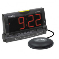 Wake Assure Vibrating Alarm Clock by Clarity