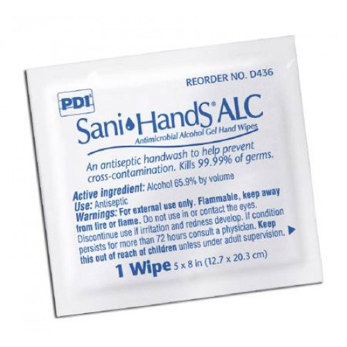 Sani Hands ALC Antimicrobial