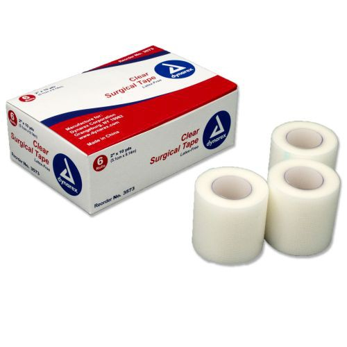 clear surgical tape latex free cc3