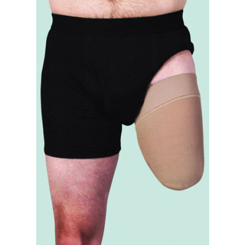 Juzo Dynamic Above the Knee Stump Shrinker with Silicone Border 30-40 mmHg