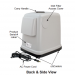EasyFlow5 Oxygen Concentrator Features from Back Panel
