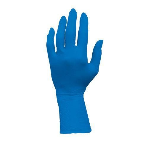 ProWorks Nitrile Powder Free Glove Dark Blue
