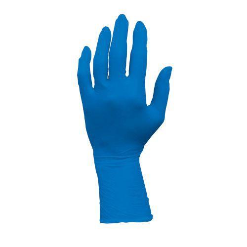 ProWorks Nitrile Powder Free Glove Dark Blue