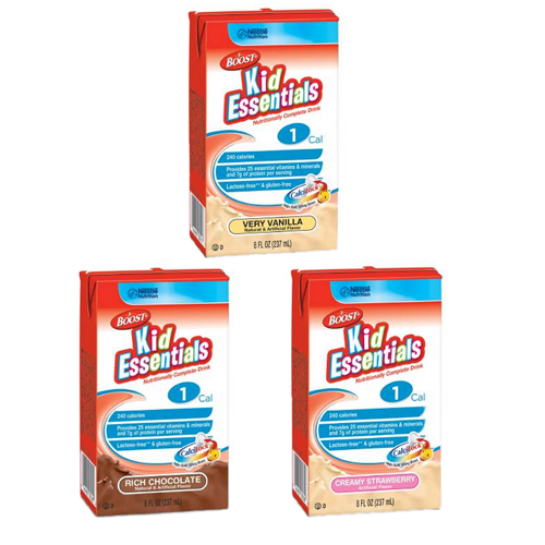 Boost Kid Essentials 1 Calorie