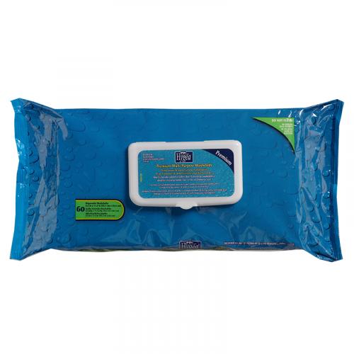 Hygea Premium Multi-Purpose Disposable Washcloths -  Hypoallergenic