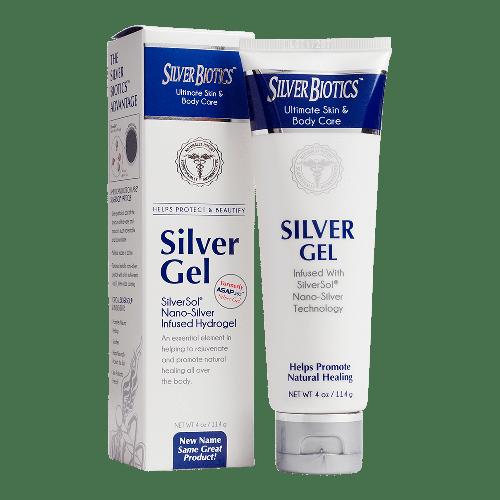 Silver Biotics Silver Gel