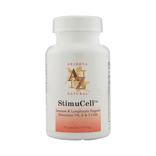 Arizona Natural Resource StimuCell Dietary Supplement 510 mg