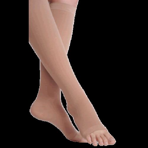 Juzo 3511 Dynamic Unisex Knee High Compression Socks OPEN TOE 20-30 mmHg