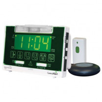 Serene Innovations CentralAlert CA-360 Clock/Receiver Notification System