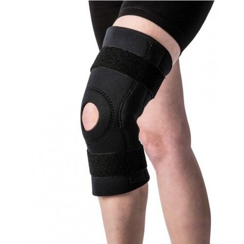 Neoprene Knee Brace with Hinges