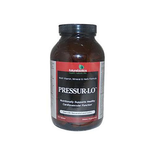 FutureBiotics Pressur Lo Dietary Supplement