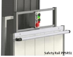 ez access passport vertical platform lift  c5e
