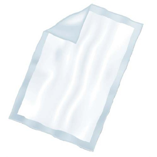 PROCare Disposable Underpads Fluff Absorbency