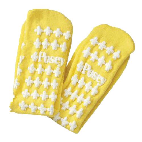 Posey Fall Management Socks -Yellow