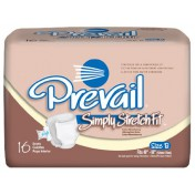 Prevail Simply StretchFit Briefs Heavy Absorbency