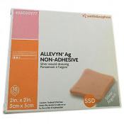 Allevyn Ag Non-Adhesive 66020977 | 2 x 2 Inch by Smith & Nephew