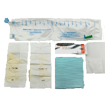 MMG Hydrophillic Touchless Catheter with Urethral Introducer Tip