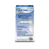 TrueTest Test Strips for Diabetes by Invacare