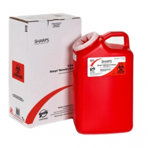 Sharps Container Mail Back Disposal System 3-Gallon 13000