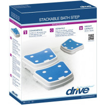 Drive Portable Non-Slip Bath Step