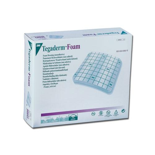 3M Tegaderm Foam Non-Adherent Dressing