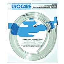 Urocare Clear Vinyl Drainage Tubing