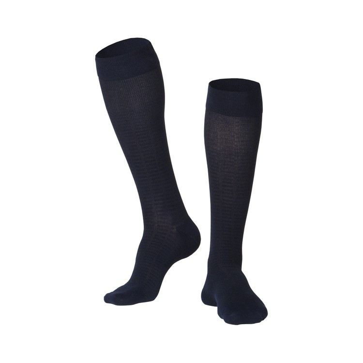 mens fine checkered compression socks 15 20 mmhg  4f0