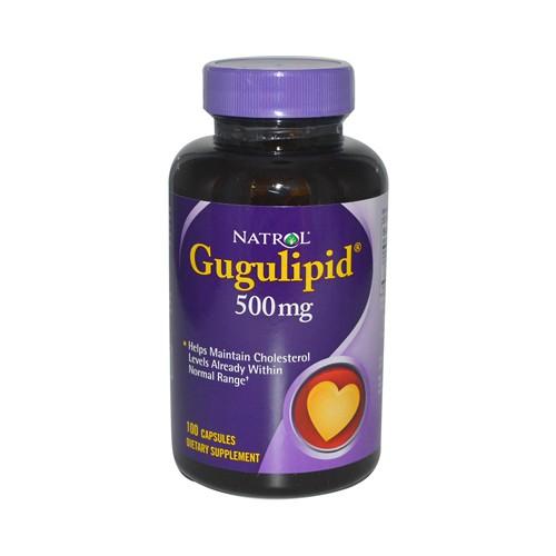Gugulipid 500 mg