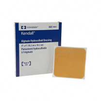 Alginate Hydrocolloid Wound Dressing 4 x 5 Inch Sacral
