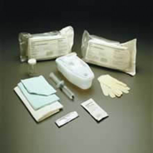 Foley insertion tray