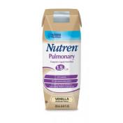 NUTREN Pulmonary 1.5 Cal Vanilla Complete Liquid Nutrition - 8.45 oz